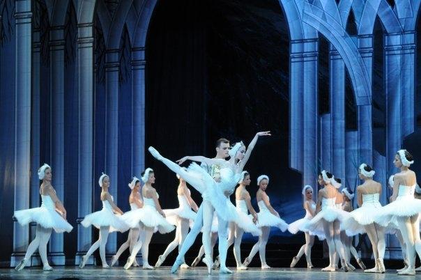Русенски балет