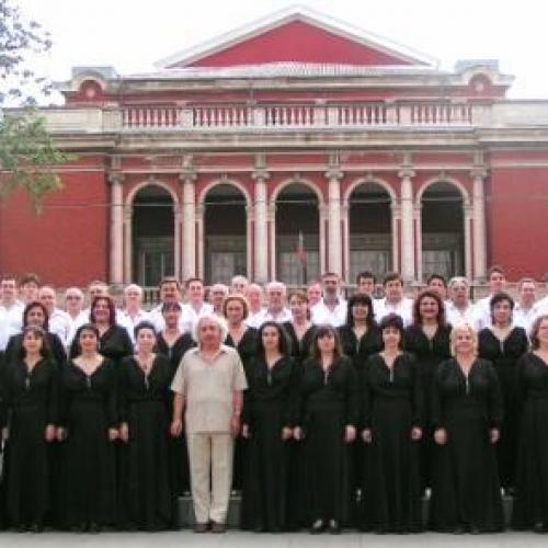 Хор на Русенска опера
