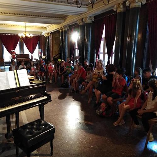 Образователен концерт