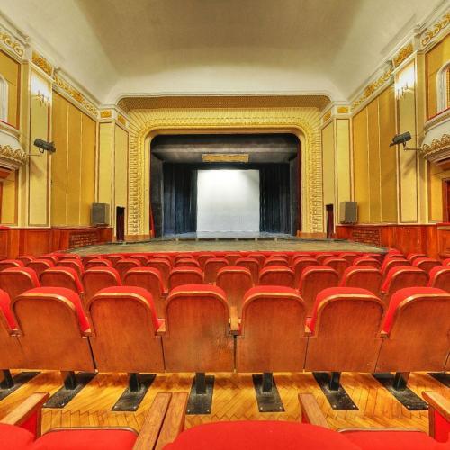 Русе, зала Опера