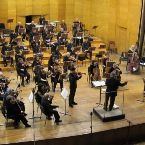 Русе, зала Филхармония